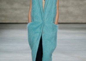 Zimmermann Aqua Fall14 coat